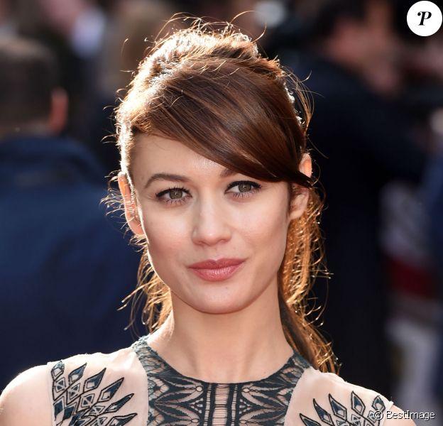 "Olga Kurylenko à la soirée ""Jameson Empire Awards 2015"" à Londres, le 29 mars 2015."