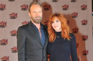 Mylène Farmer subjugue Sting :