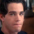 Nathaniel Marston dans  Love Is All There Is  (1996), une comédie romantique de Joseph Bologna et Renée Taylor dans laquelle il jouait l'amoureux d'Angelina Jolie.