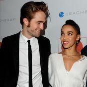 Robert Pattinson et FKA twigs, amoureux complices et radieux