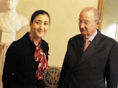 REPORTAGE PHOTOS : Ingrid Betancourt, une histoire belge...