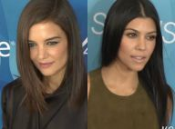 Katie Holmes et Kourtney Kardashian sublimes pour une chic soirée