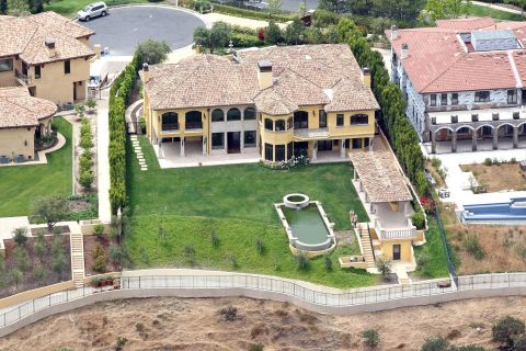 Kim Kardashian et Kanye West : Villa bientôt en vente, et au prix fort !