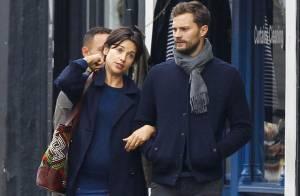 Jamie Dornan bientôt papa : Sa femme Amelia de nouveau enceinte !