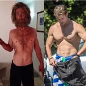Chris Hemsworth maigre comme jamais : Inquiétant et ahurissant...
