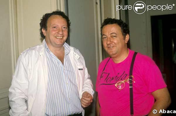 Paul Lederman et Coluche
