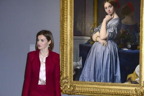 Letizia d'Espagne : Tête-à-tête avec une célèbre vicomtesse au musée du Prado