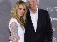 Richard Gere : La star de 66 ans officialise avec sa belle Alejandra, 32 ans