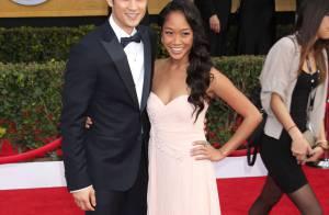 Harry Shum (Glee) s'est marié : Des anciens de la série invités aux noces