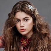 "Kaia Gerber : La fille de Cindy Crawford se confie à ""Teen Vogue"""