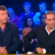 Pascal Bataille et Laurent Foutaine, invités de  Derrière le poste  sur D8, le jeudi 26 novembre 2015.