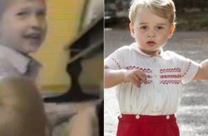 Prince George : A 2 ans, le fils de Kate et William joue déjà du piano
