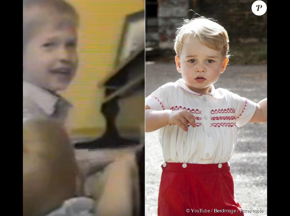 Comme son père le prince William et son oncle le prince Harry, le prince George de Cambridge apprend très jeune à jouer du piano.