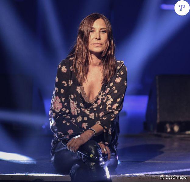 Zazie - Concert gratuit RFM Music Live au théâtre Sébastopol de Lille. Le 28 septembre 2015