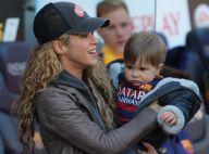 Shakira : Maman complice avec Milan et Sasha devant les exploits de Gerard Piqué