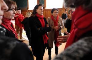 Stéphanie de Monaco : Emue et fidèle au poste, la princesse continue le combat