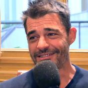"""Thierry Neuvic : Papa comblé, même si """"ce n'est pas facile tous les jours"""""""