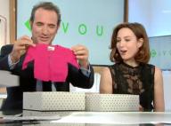 Jean Dujardin papa: Il reçoit un cadeau pour sa fille en plein direct...