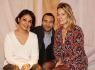 """Saïda Jawad, Zinedine Soualem et sa belle applaudissent """"La Clef de Gaïa"""""""