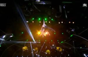 Incroyable Talent, la finale : En direct, un accident aurait pu très mal finir !