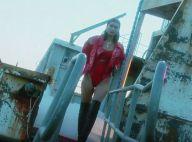 Bella Hadid, stripteaseuse sexy et révoltée dans le clip de son chéri The Weeknd