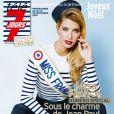 Magazine  Télé 7 Jours  en kiosques le 11 décembre 2015.