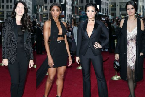 Selena Gomez, Demi Lovato et Lana Del Rey récompensées devant la bombe Ciara