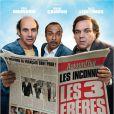 Affiche du film Les Trois Frères - le retour