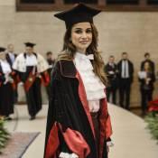 Rania de Jordanie : Docteur glamour à Rome, au chevet d'un monde en guerre