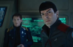Star Trek 3 : Bande-annonce rock'n'roll avec une Frenchie