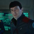 Zachary Quinto dans Star Trek Sans Limites