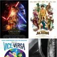 Bandes-annonces des films qui ont marqué 2015.