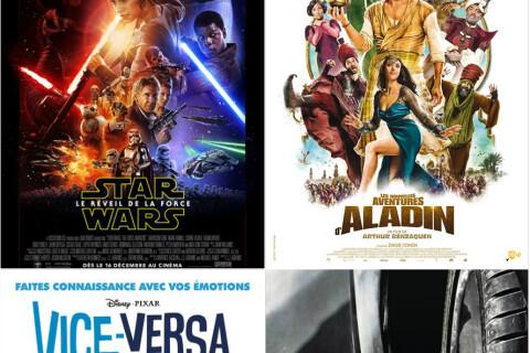 Star Wars, Aladin, Fast & Furious... Ces films qui ont marqué 2015