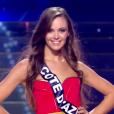 Miss Côte d'Azur - Les 31 Miss défilent en Super Woman, lors de l'élection Miss France 2016 le samedi 19 décembre 2015 sur TF1