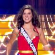 Miss Franche-Comté - Les 31 Miss défilent en Super Woman, lors de l'élection Miss France 2016 le samedi 19 décembre 2015 sur TF1