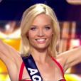 Miss Aquitaine - Les 31 Miss défilent en Super Woman, lors de l'élection Miss France 2016 le samedi 19 décembre 2015 sur TF1