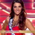 Miss Midi-Pyrénées - Les 31 Miss défilent en Super Woman, lors de l'élection Miss France 2016 le samedi 19 décembre 2015 sur TF1