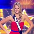 Miss Picardie - Les 31 Miss défilent en Super Woman, lors de l'élection Miss France 2016 le samedi 19 décembre 2015 sur TF1