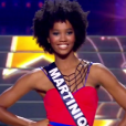 Miss Martinique - Les 31 Miss défilent en Super Woman, lors de l'élection Miss France 2016 le samedi 19 décembre 2015 sur TF1