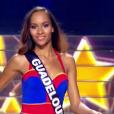 Miss Guadeloupe - Les 31 Miss défilent en Super Woman, lors de l'élection Miss France 2016 le samedi 19 décembre 2015 sur TF1