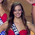 Miss Côte d'Azur, choisie parmi les 12 finalistes, lors de l'élection Miss France 2016 le samedi 19 décembre 2015 sur TF1