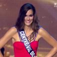 Miss Centre Val de Loire, choisie parmi les 12 finalistes, lors de l'élection Miss France 2016 le samedi 19 décembre 2015 sur TF1