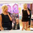 Ludivine dans Les Reines du shopping en aout 2014