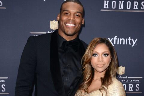 Cam Newton : Le prodige de la NFL papa, un an après son accident de voiture