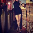 Juliette Marsault : Un look sexy pour une soirée inoubliable à Los Angeles