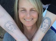 Helen Hunt : Sa fille de 11 ans s'offre un drôle de tatouage...