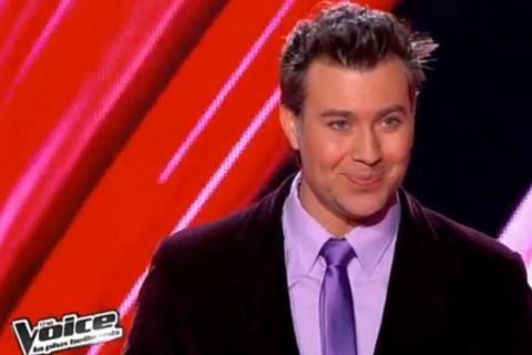 """Chris Keller des G-Squad balance sur """"The Voice""""... après avoir été recalé !"""