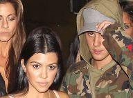 """Justin Bieber """"utilisé"""" par Kourtney Kardashian ? Le chanteur brise le silence !"""