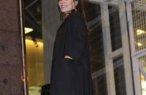 REPORTAGE PHOTOS : Zoé Félix fait des effets de jambes à l'Opéra...