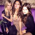 Danielle Knudson et ses amies - Photo publiée le 16 novembre 2015